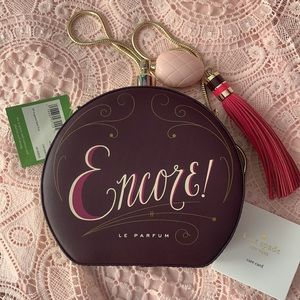 NWT Kate Spade Encore Perfume On Pointe Clutch